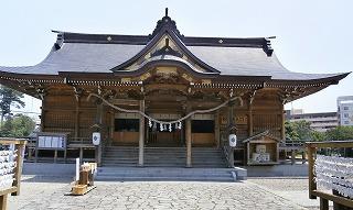 新発田諏訪神社