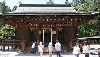 米沢上杉神社