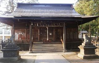 米沢松岬神社