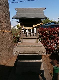 稲荷神社祠