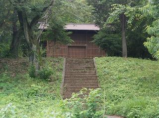 龍神社全景