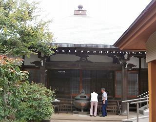 清照寺本堂