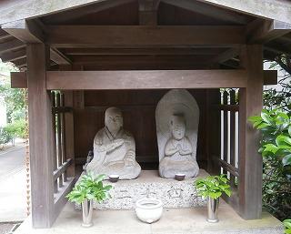 清照寺石像2