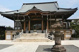 全徳寺本堂