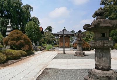 全徳寺境内