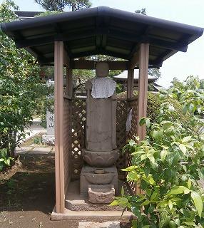 全徳寺地蔵像