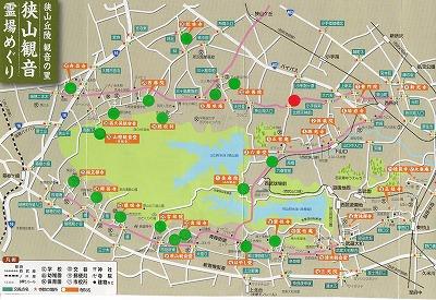北野天神社地図138