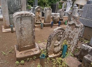 無量寺墓所