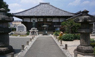 海蔵寺灯籠