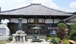 海蔵寺本殿