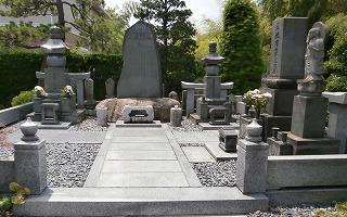 海蔵寺住職墓