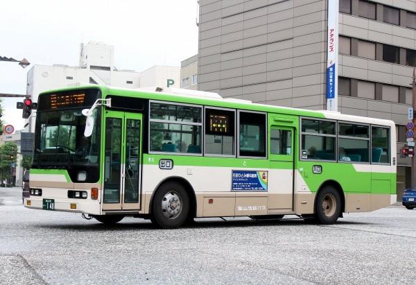 富山230あ・148