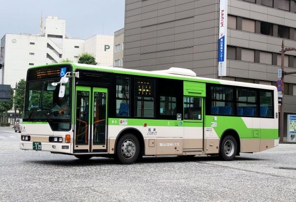 富山230あ・539