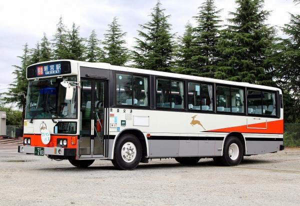 奈良22き・283 EXP
