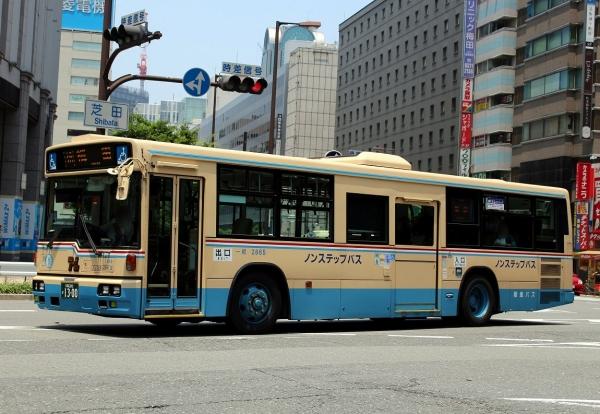 大阪200か1300 2865