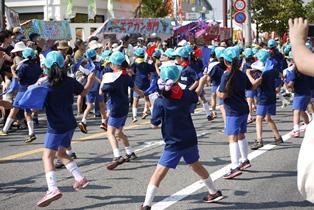 かっぱ祭りパレードM-140726