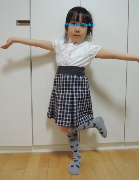 ボックススカート_着画a