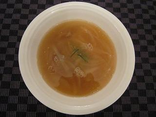 玉ネギおばさんの大人のゆずスープ