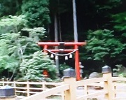 石割神社1