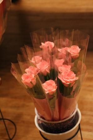 2014Tutti 生徒さん用のお花