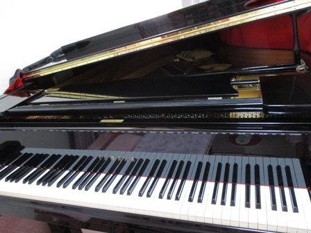 ピアノ鍵盤修理後⑨