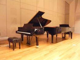 ボワラクテ2台ピアノ