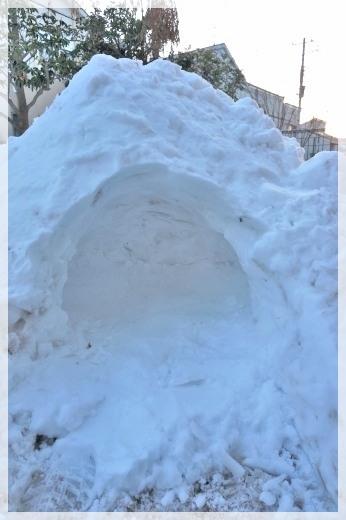 大雪で2 14-2