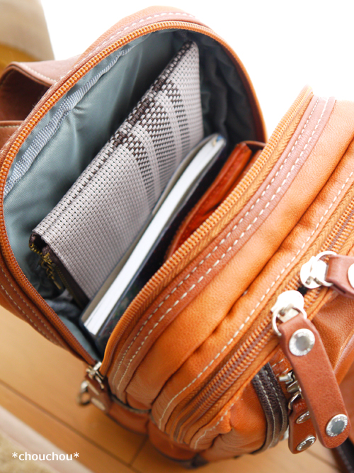 ニトリ ぺたんこ bag