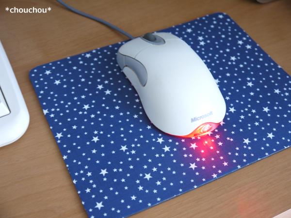 マウスパッド STARRY マウス