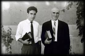 ハイク牧師の若い時代