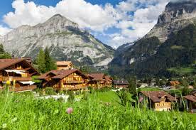 2 beautiful village