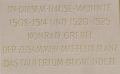 コンラ―との石碑