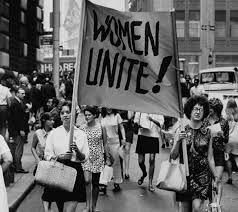 Feminist demonstration