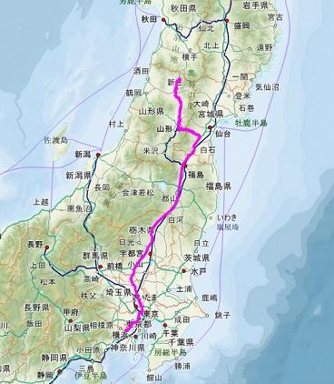 1日目MAP