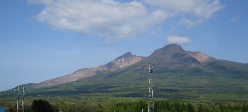 14駒ヶ岳