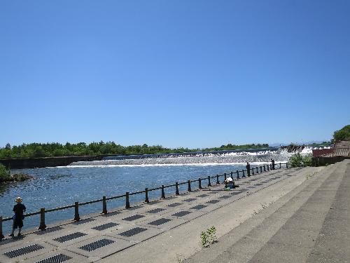 千代田堰堤 (2)