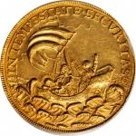 HUNGARY10 DucatND (1645-90) Kremnitz Mint 2