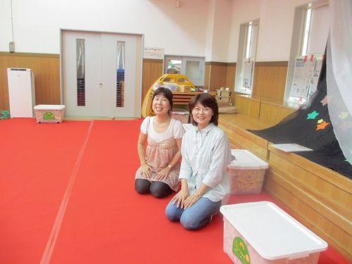 宮城仙台幼稚園保育園老人介護福祉施設出張イベントレクレーション積み木ワークショップ