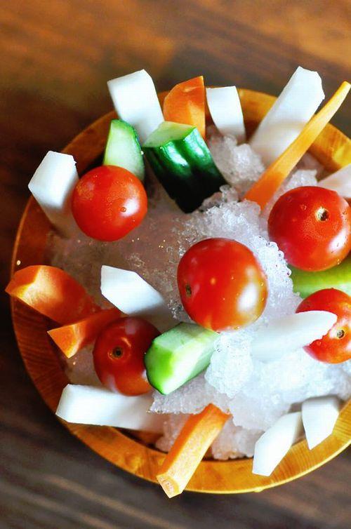 甲州市塩山古民家風ヘルシーランチ居酒屋郷土料理自家栽培野菜使用