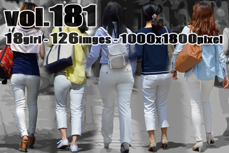 vol181-ムチピタ!ホワイトパンツ