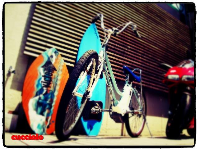 自転車の 福岡市 自転車 カスタム : 自転車を、ちょこっとカスタム ...