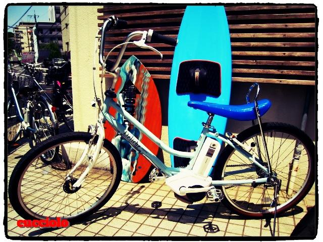 ... 自転車を、ちょこっとカスタム : 福岡市 自転車 カスタム : 自転車の