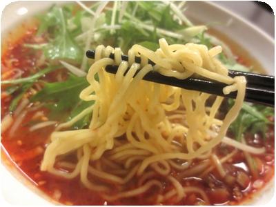 香辣家四川激辛担々麺(ゴマなし)