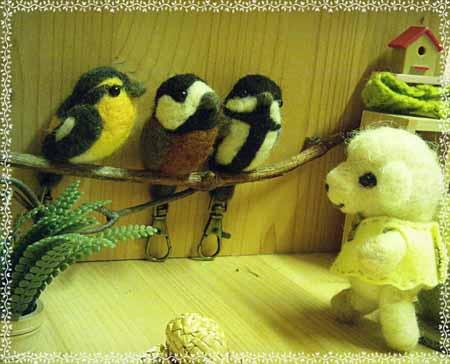 野鳥羊毛0323-6