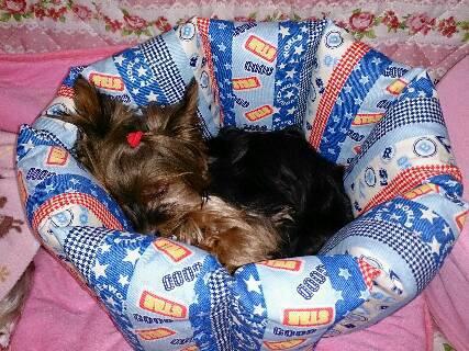 ベッドを作ったよ1