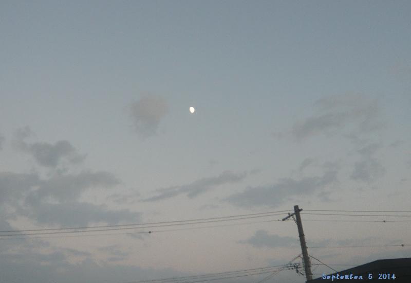 月夜0905