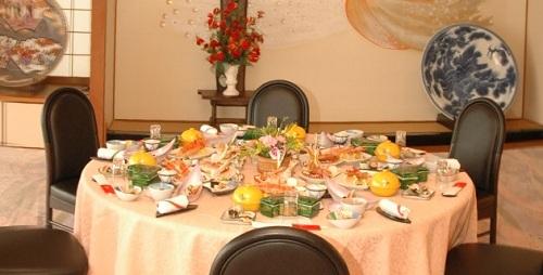 旅行案内人乞食実-テーブル