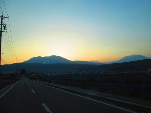春山からの風景11