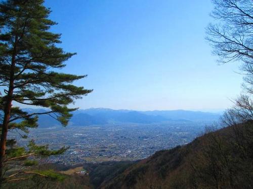 春山からの風景6