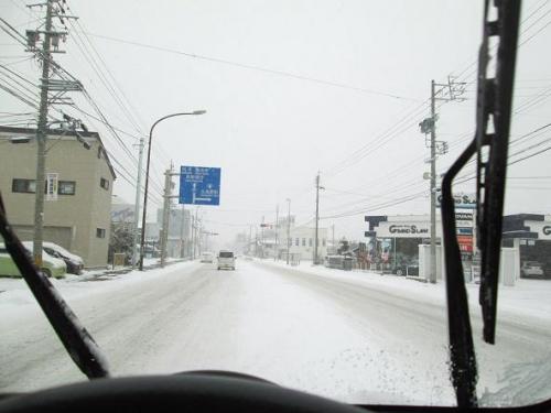 例年通りの積雪5